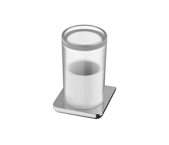 Liv Hygiene/utensils box by Bodenschatz | Toothbrush holders