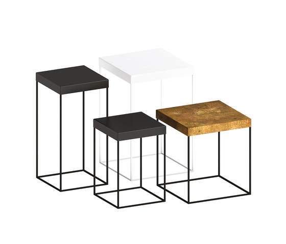 Slim up by ZEUS | Side tables