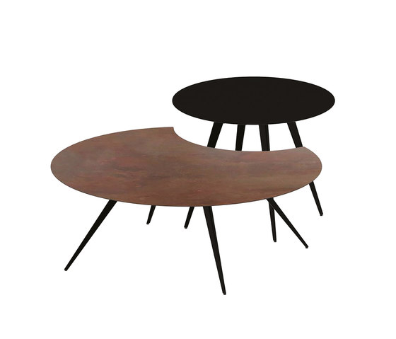 Lara & Dara by ZEUS | Lounge tables