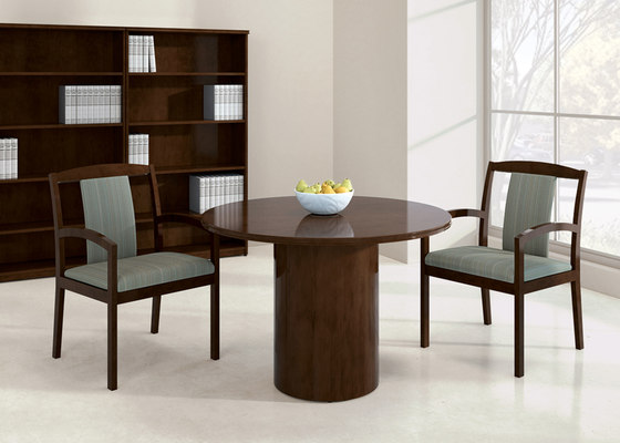 Flourish Desk by National Office Furniture | Contract tables
