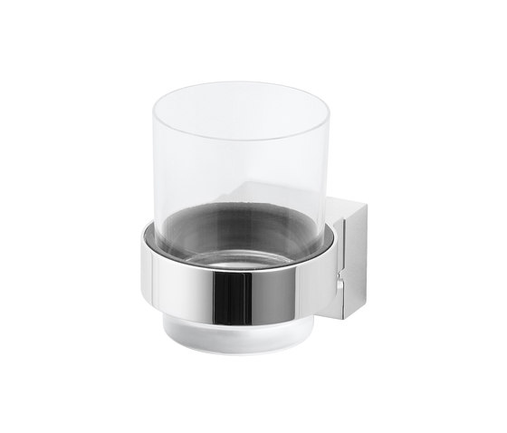 Nandro Glass holder by Bodenschatz | Toothbrush holders