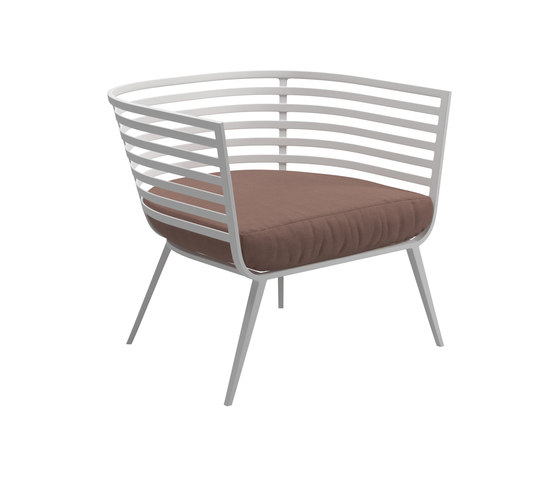 Vista Lounge Chair by Gloster Furniture GmbH | Armchairs
