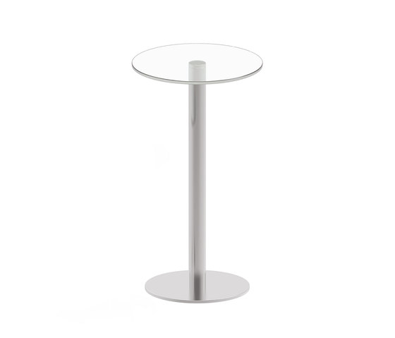 Go-Go Inox by ZEUS | Standing tables