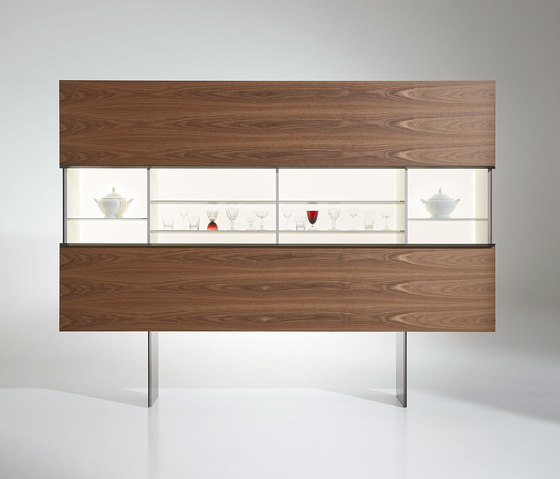 Gallery sideboard by PORRO | Cabinets