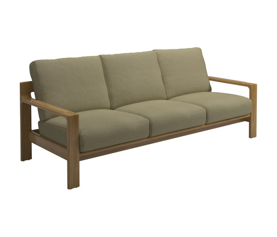 Loop 3-Seater Sofa by Gloster Furniture GmbH   Sofas