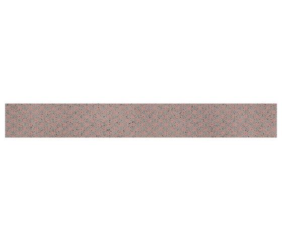 Maiolicata Raggio Pink 15X120 | M15120RAP von Ornamenta | Keramik Fliesen