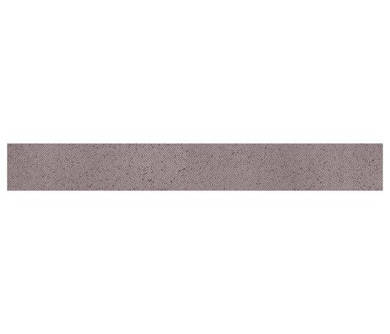 Maiolicata Ottico Violet 15X120 | M15120OTV von Ornamenta | Keramik Fliesen