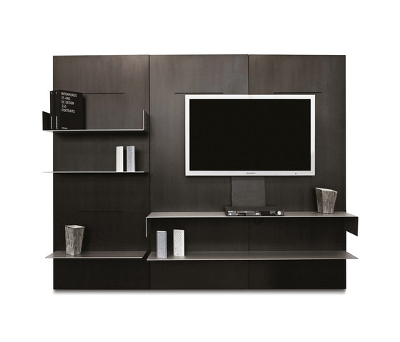 iWall TV by ZEUS | Shelving