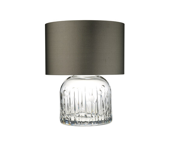 English Crystal Short Fen by Cameron Peters Fine Lighting | Table lights