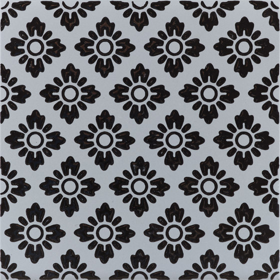 Terra Mia Fiore 20X20   TM2020FI by Ornamenta   Ceramic tiles