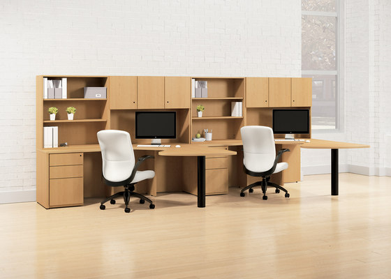 Renegade Desk by National Office Furniture | Desks