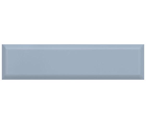 Manufatto Dusty Blue Diamantato 7,5X30 | MAN730DBD de Ornamenta | Baldosas de cerámica