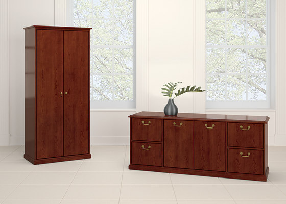 Roosevelt Storage by National Office Furniture | Cabinets