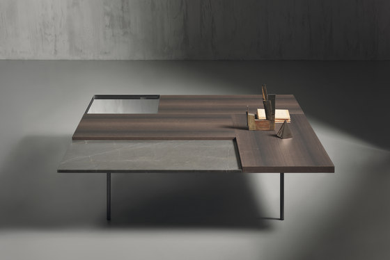 MOODBOARD LOWTABLE by Acerbis | Dining tables