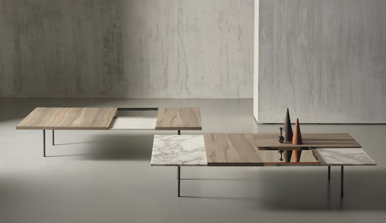 MOODBOARD LOWTABLE by Acerbis | Lounge tables