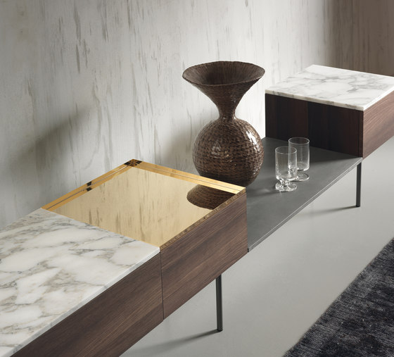 MOODBOARD SIDEBOARD by Acerbis | Sideboards