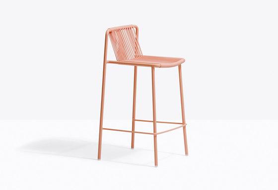 Tribeca 3667 by PEDRALI | Bar stools
