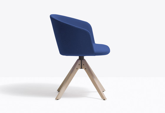 Nym Soft 2847 by PEDRALI | Visitors chairs / Side chairs
