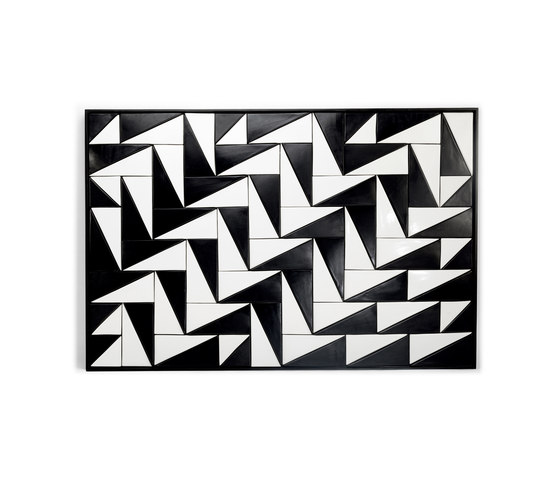 Panels Tejo Black & White I by Mambo Unlimited Ideas | Wall art / Murals