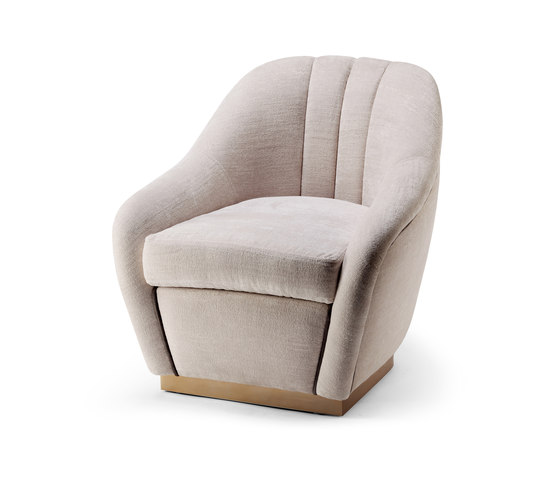 Gia Armchair by Mambo Unlimited Ideas | Lounge chairs