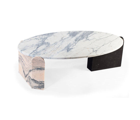 Jean center table by Mambo Unlimited Ideas | Coffee tables