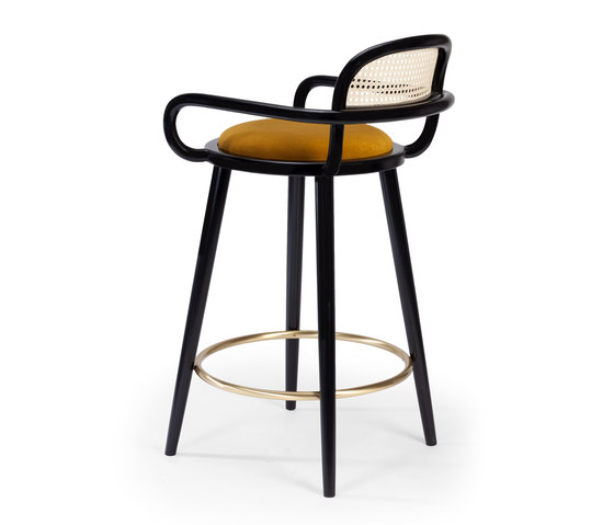 Luc bar chair by Mambo Unlimited Ideas | Bar stools