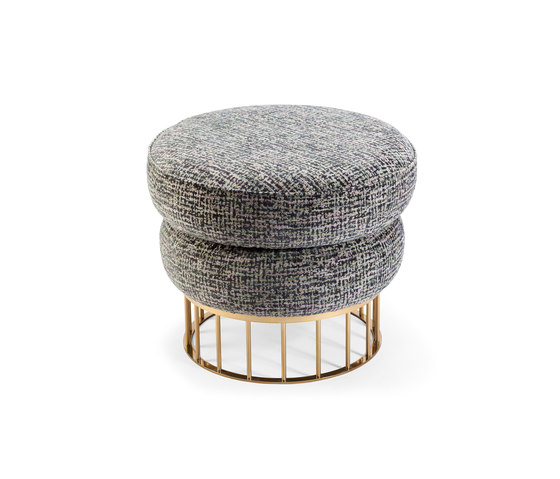 Mary Stool by Mambo Unlimited Ideas | Poufs