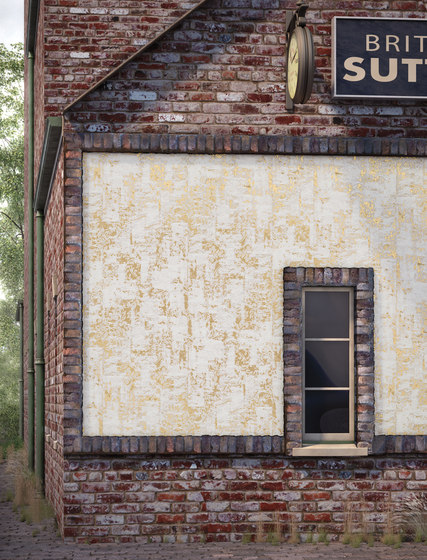 Source One Handcrafted | Bowery by Distributed by TRI-KES | Wall coverings / wallpapers