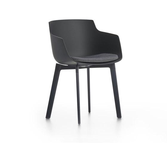 Flow Slim Color von MDF Italia | Stühle