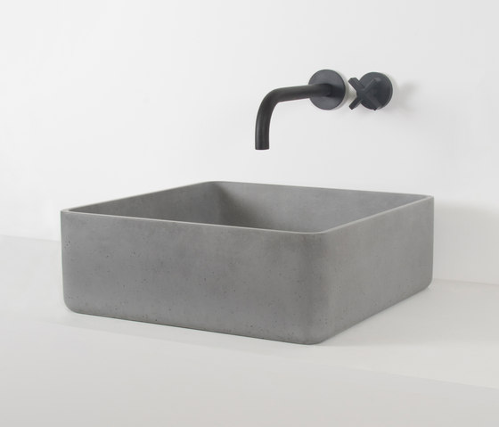 Arla by Kast Concrete Basins | Wash basins