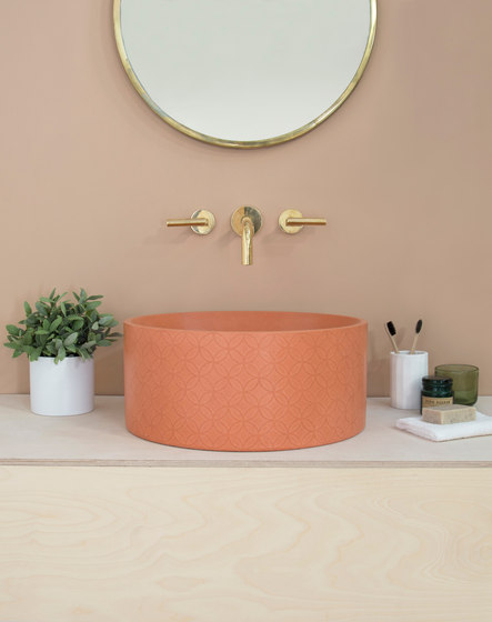 Mara by Kast Concrete Basins | Wash basins