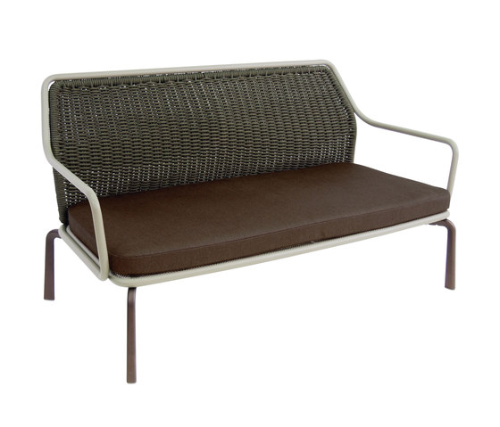 Cross Lounge Loveseat by emuamericas | Sofas