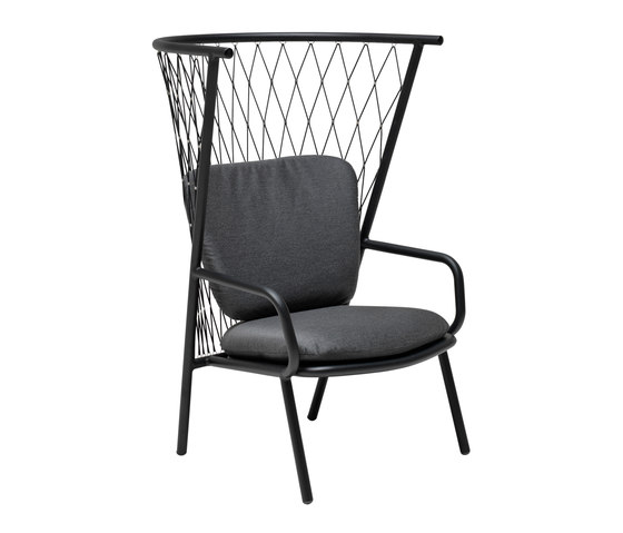 Nef Lounge Chair by emuamericas | Garden armchairs