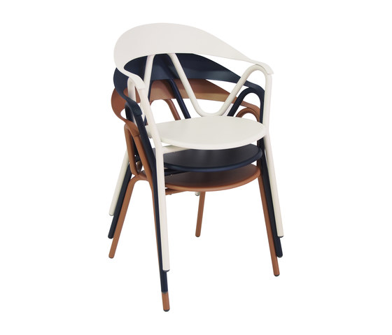 Reef Armchair by emuamericas | Chairs