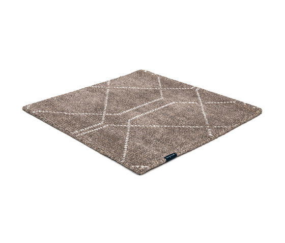 Minimal Maroque pres. Desert Rose camel & sand by kymo | Rugs