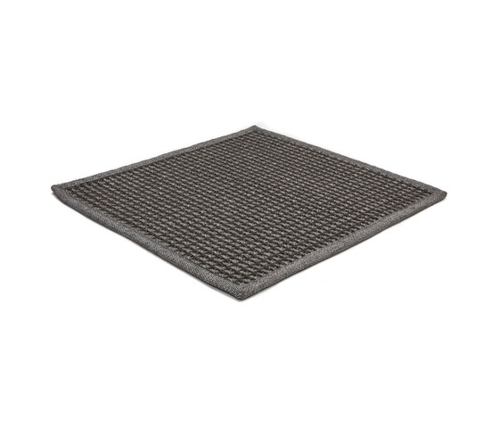 Stereo Total mudd & grey by kymo | Rugs