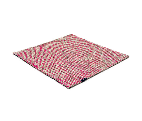 Nordic Drop nature & pink by kymo | Rugs