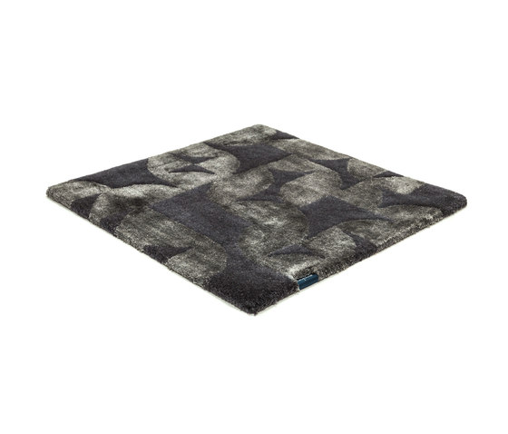 Obsidian grey moonstone by kymo | Rugs