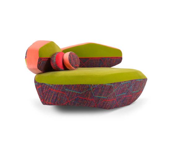Big Sofa by Adrenalina   Modular seating elements