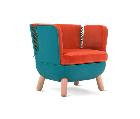 Sly low 1S by Adrenalina | Armchairs