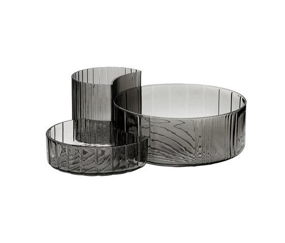 Concha bowls | set/3 by AYTM | Bowls