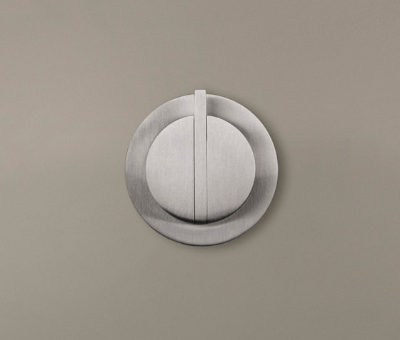 PB 01DIV EXT | Wall mounted 2-way diverter by COCOON | Shower controls