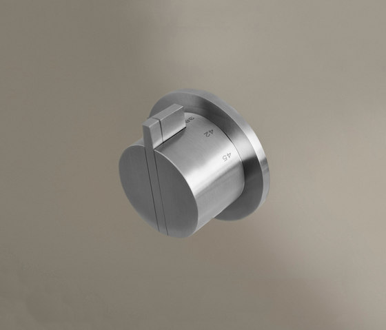 PB 01THERM EXT | Wall mounted thermostatic mixer by COCOON | Shower controls