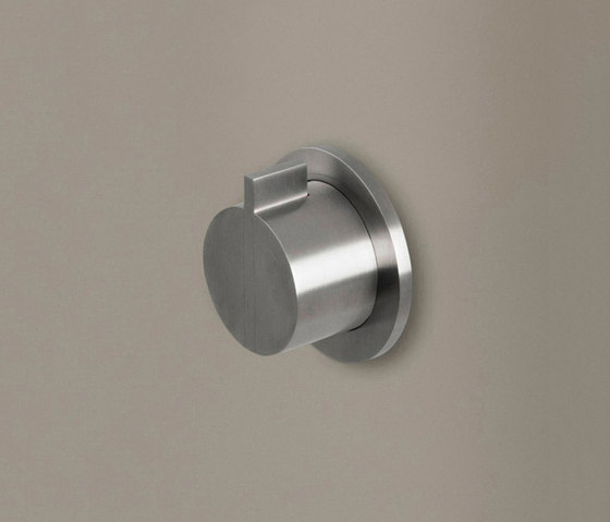 PB 01VALVE EXT | Wall mounted shut off valve by COCOON | Shower controls