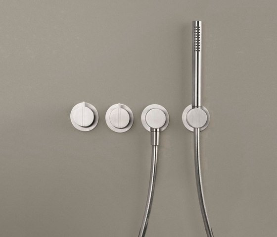 PB SET23 THERM | Thermostatic shower set by COCOON | Shower controls