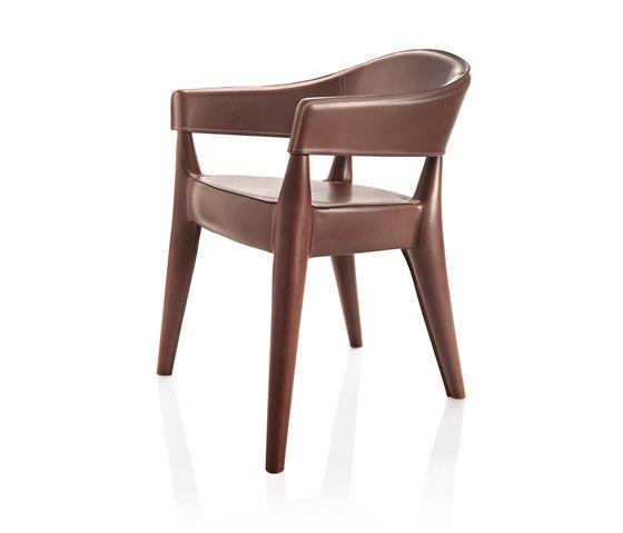 Jo Armchair de ALMA Design | Sillas