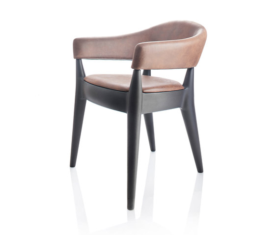 Jo Poltroncina di ALMA Design | Sedie