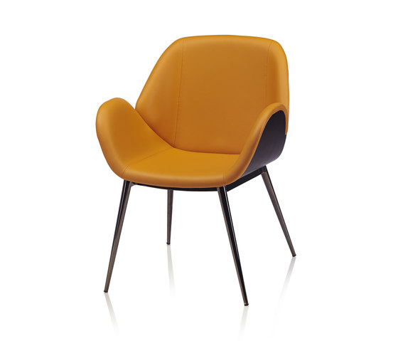 Lips Armchair by ALMA Design | Chairs