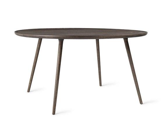 Accent Dining Table - Sirka Grey Stained Oak - Ø140 di Mater | Tavoli pranzo