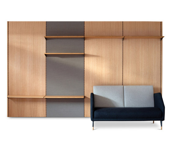 FJ panel system de House of Finn Juhl - Onecollection | Conjuntos de salón